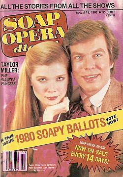 August 19, 1980 issue of Soap Opera Digest