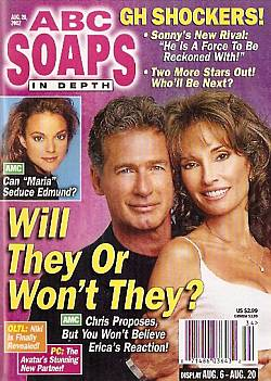 ABC Soaps In Depth August 20, 2002