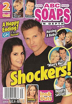 ABC Soaps In Depth August 20, 2012