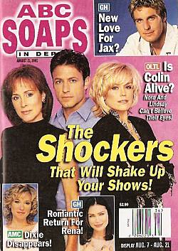 ABC Soaps In Depth August 21, 2001