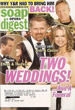 Soap Opera Digest Aug. 21, 2007