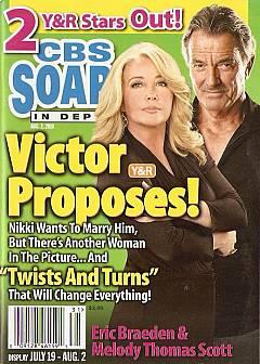 CBS Soaps In Depth August 2, 2010