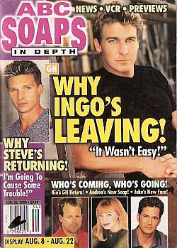 ABC Soaps In Depth August 22, 2000