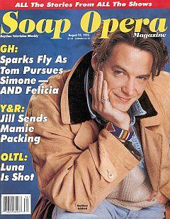 Soap Opera Magazine August 22, 1995