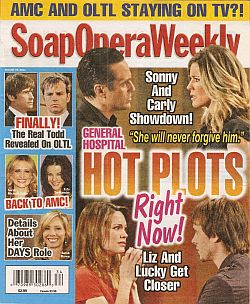 Soap Opera Weekly - August 23, 2011