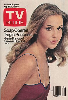 August 23, 1980 issue of TV Guide magazine