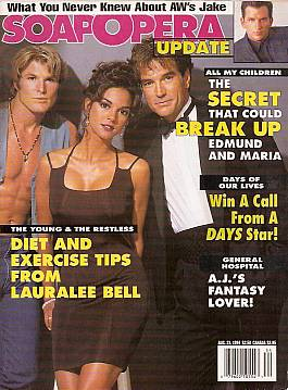 Soap Opera Update August 23, 1994