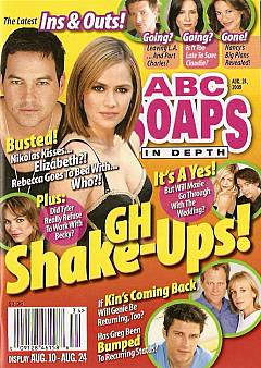 ABC Soaps In Depth August 24, 2009