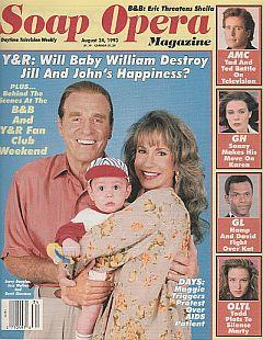 Soap Opera Magazine Aug. 24, 1993