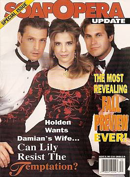 Soap Opera Update Aug. 24, 1993