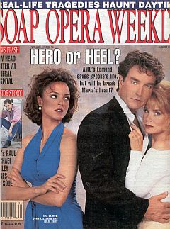 Soap Opera Weekly August 24, 1993