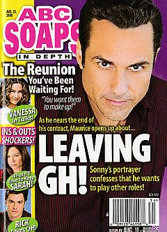 ABC Soaps In Depth August 25, 2008