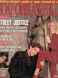Soap Opera Weekly August 25, 1992