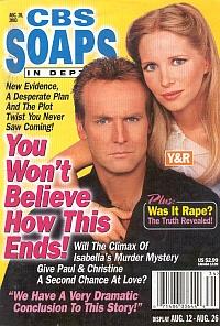 CBS Soaps In Depth August 26, 2003