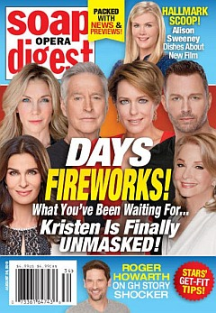 Soap Opera Digest August 26, 2019