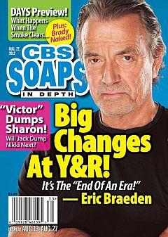 CBS Soaps In Depth August 27, 2012