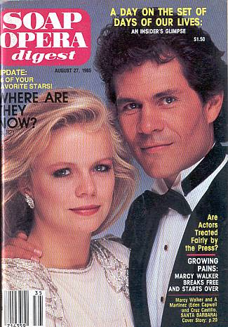 August 27, 1985 Soap Opera Digest
