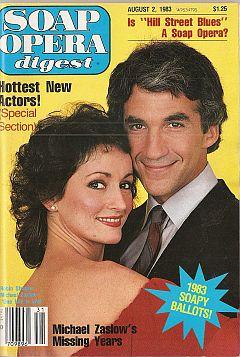August 2, 1983 Soap Opera Digest