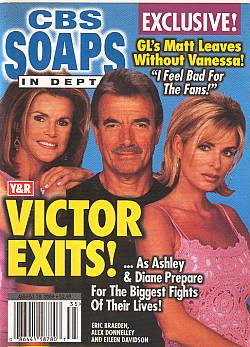 CBS Soaps In Depth August 29, 2000