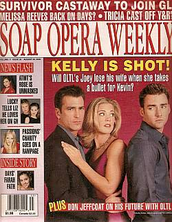 Soap Opera Weekly August 29, 2000