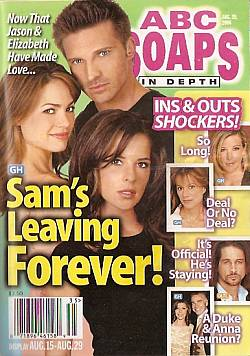 ABC Soaps In Depth August 29, 2006