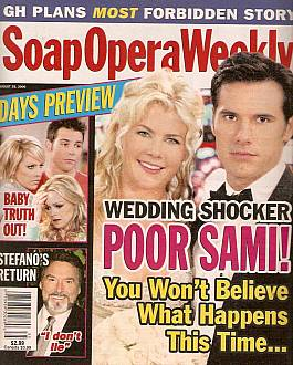 Soap Opera Weekly August 29, 2006