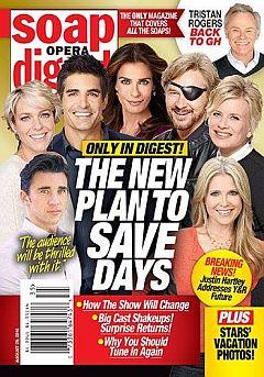 Soap Opera Digest Aug. 29, 2016