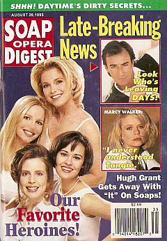 Soap Opera Digest - August 29, 1995