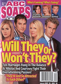 ABC Soaps In Depth August 30, 2005