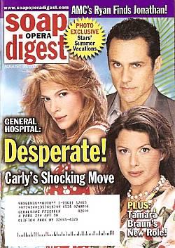 Soap Opera Digest Aug. 30, 2005