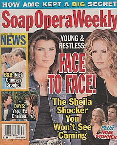 Soap Opera Weekly August 30, 2005