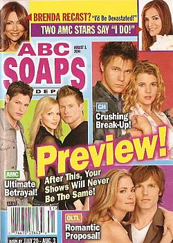 ABC Soaps In Depth August 3, 2004
