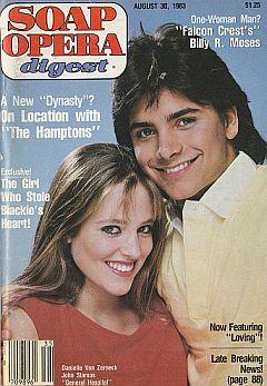 August 30, 1983 Soap Opera Digest