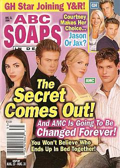 ABC Soaps In Depth August 31, 2004