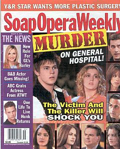 Soap Opera Weekly August 31, 2004
