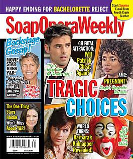 Soap Opera Weekly August 3, 2010