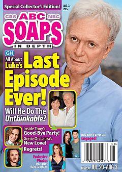 ABC Soaps In Depth Aug. 3, 2015