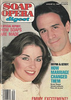 Soap Opera Digest - August 31, 1982
