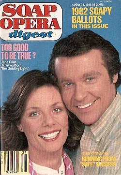 Soap Opera Digest - August 3, 1982
