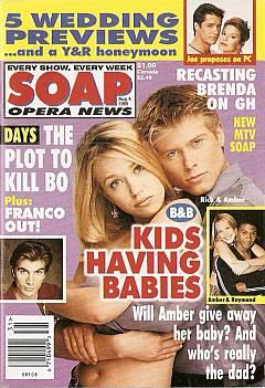 Soap Opera News August 4, 1998