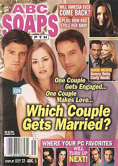ABC Soaps In Depth August 5, 2003