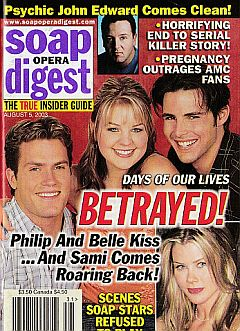 Soap Opera Digest Aug. 5, 2003