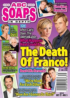 ABC Soaps In Depth August 5, 2013