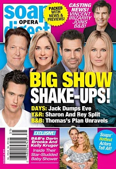 Soap Opera Digest Aug. 5, 2019