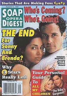 Soap Opera Digest - August 5, 1997