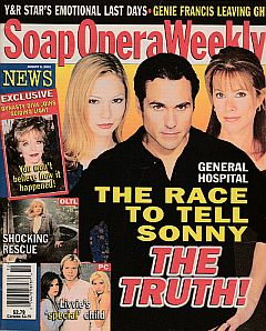 Soap Opera Weekly August 6, 2002
