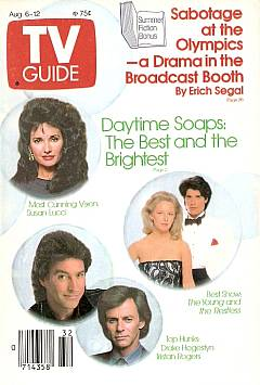TV Guide August 6, 1988