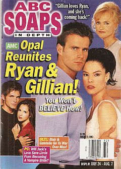 ABC Soaps In Depth August 7, 2001