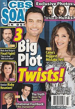 CBS Soaps In Depth - Aug. 7, 2017