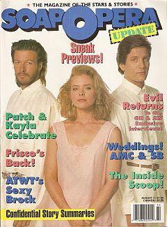 Soap Opera Update - August 7, 1989